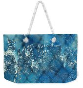 A Sea Of Patterns Weekender Tote Bag