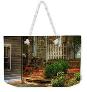 A Seat In The Shade Weekender Tote Bag