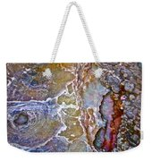 A Secret Beneath The Surface Weekender Tote Bag