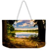 A Secret Place Weekender Tote Bag by Bob Orsillo