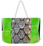 A Section Of A Tree Weekender Tote Bag