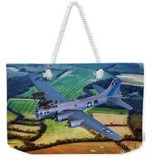 A Sentimental Journey Weekender Tote Bag
