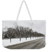 A Sequence Of Trees Weekender Tote Bag