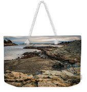 A Shot Of An Early Morning Aquidneck Island Newport Ri Weekender Tote Bag