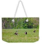 A Shot Of Wild Turkey Weekender Tote Bag