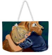A Shoulder To Cry On Weekender Tote Bag