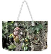 A Sign Of Fall Weekender Tote Bag