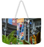 A Sign Of Gasparilla Weekender Tote Bag