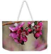 A Sign Of Spring Weekender Tote Bag