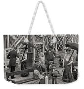 A Simpler Way Of Life Sunday Afternoon Weekender Tote Bag