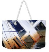 A Sinking Feeling Weekender Tote Bag