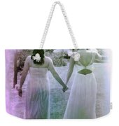 A Sister In Christ Weekender Tote Bag