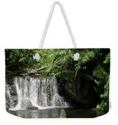 A Small Waterfall Weekender Tote Bag