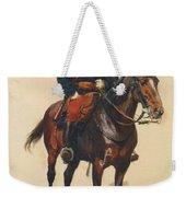 A Soldier Cavalerie Weekender Tote Bag