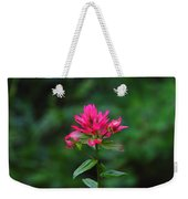A Sole Wildflower Weekender Tote Bag