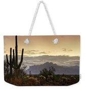 A Sonoran Morning  Weekender Tote Bag