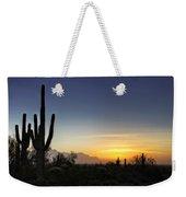 A Sonoran Sunrise  Weekender Tote Bag