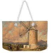 A Spanish Mill Weekender Tote Bag