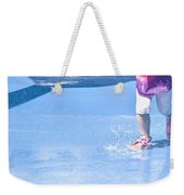 A Splishin' And A Splashin'  Weekender Tote Bag
