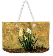 A Spot Of Spring Weekender Tote Bag