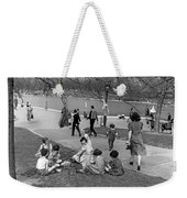A Spring Day In Central Park Weekender Tote Bag