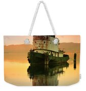 A Spring Evening At The Lake Weekender Tote Bag