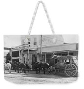 A Stagecoach In Tombstone Weekender Tote Bag