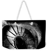 A Stairwell In The Catacombs Of Paris France Weekender Tote Bag
