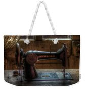A Stich In Time Weekender Tote Bag
