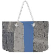 A Stone Of Hope Weekender Tote Bag by Susan Candelario