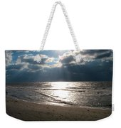 A Storm Is Brewing Over The Gulf Coast Weekender Tote Bag