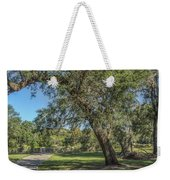 A Stroll Down The Path Weekender Tote Bag