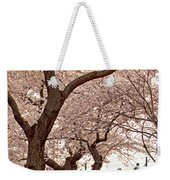 A Stroll In Central Park Weekender Tote Bag