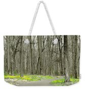 A Stroll Through Peace Valley Weekender Tote Bag