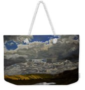 A Summer Day On Cottonwood Pass Weekender Tote Bag