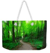 A Summer Trail Weekender Tote Bag