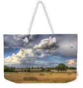 A Summers Evening Farm Weekender Tote Bag