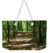 A Summer's Walk Weekender Tote Bag