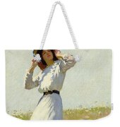 A Summe's Day Weekender Tote Bag