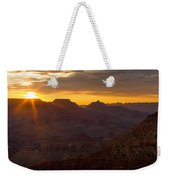 A Sun Like A Star Weekender Tote Bag