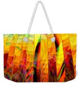 A Sunny Autumn Day  Weekender Tote Bag
