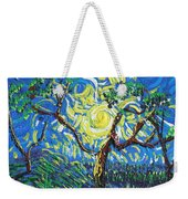 A Sunny Day For The Tree Weekender Tote Bag