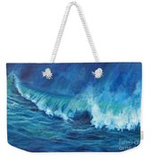 A Surfer's Dream Weekender Tote Bag