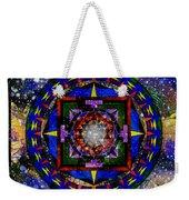 A Surrealistic Mandala Weekender Tote Bag