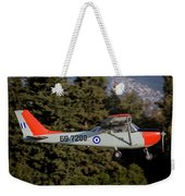 A T-41d Trainer Aircraft Weekender Tote Bag