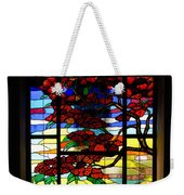 A Tale Of Windows And Magical Landscapes Weekender Tote Bag