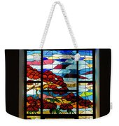 Another Tale Of Windows And Magical Landscapes Weekender Tote Bag