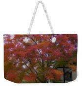 A Taste Of Fall Weekender Tote Bag