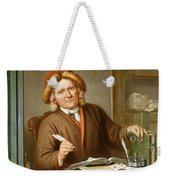 A Tax Collector, 1745 Weekender Tote Bag