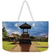 A Temple Weekender Tote Bag